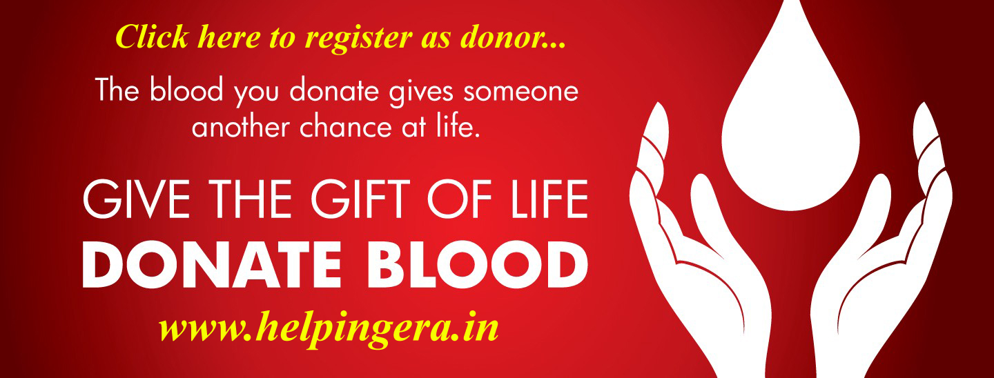 Blood Donation Save Lives HelpingEra